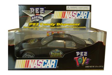 Daytona 500 pull & go race car