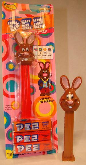 Jeffrey the Bunny