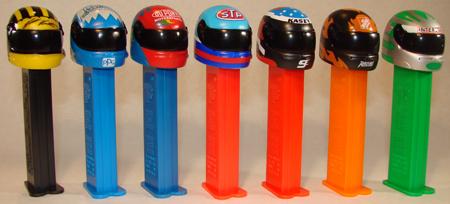 NASCAR helmets