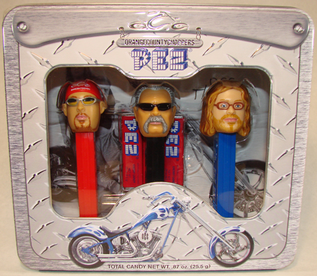Orange County Chopper Gift Set