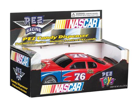 NASCAR All Star Pull and Go