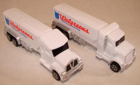 Walgreens Trucks