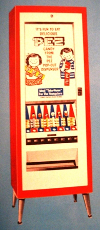 Boy & Girl vending machine