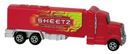 Sheetz Truck