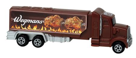 Wegmans Truck